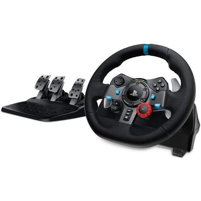 VOLANT PC Volant de course Logitech Driving Force G29 pour P