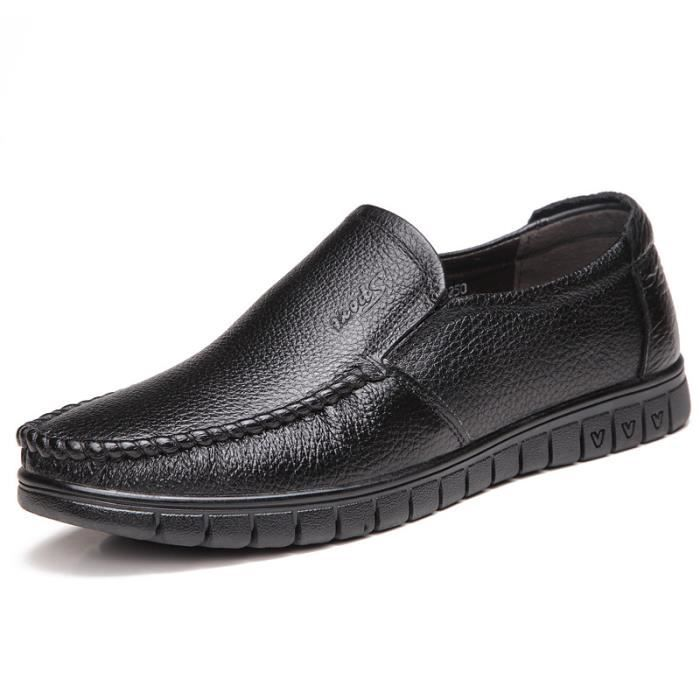IZTPSERG Mocassins Chaussures De Business Homme