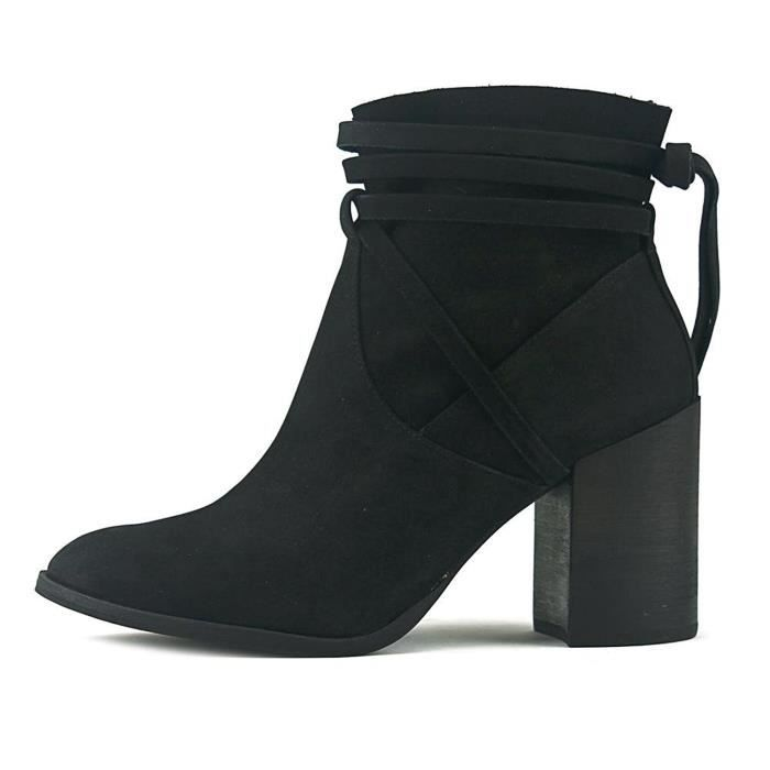 Steve Madden Percy Cuir Bottine
