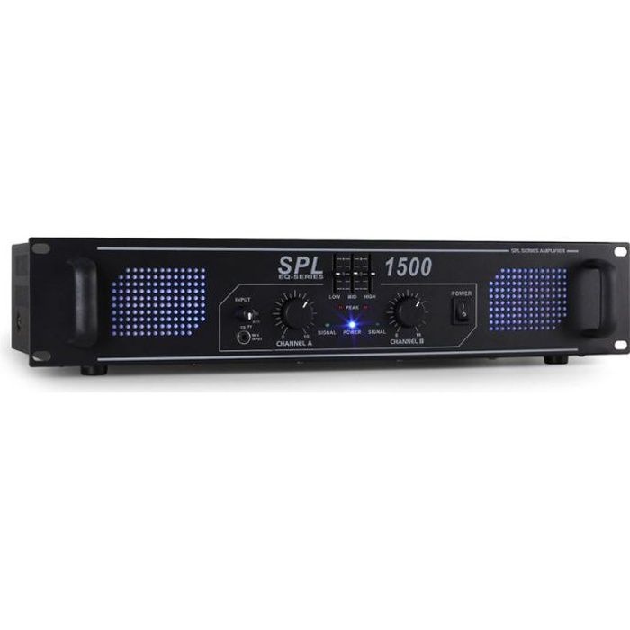 ampli sono st r o hihi spl1500 eq sd usb mp3 aux ampli. Black Bedroom Furniture Sets. Home Design Ideas