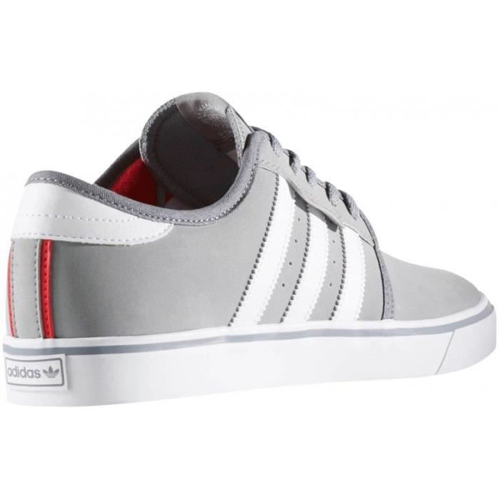 CHAUSSURES ADIDAS SEELEY GRISES skateshoes