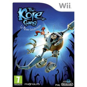 JEUX WII THE KORE GANG / Jeu console Wii