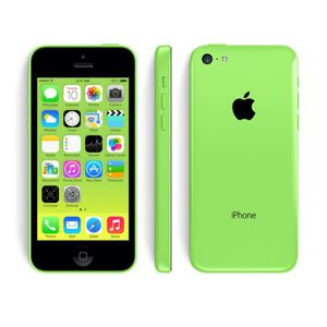 SMARTPHONE APPLE iPhone 5c vert