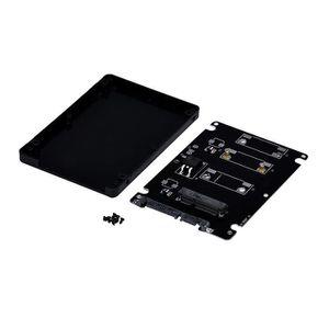 LECTEUR - GRAVEUR EXT. Mini SSD mSATA pcie Pour 2.5inch SATA3 carte adapt