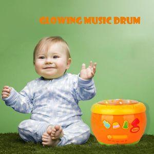 JEU D'APPRENTISSAGE Tout-petit Enfant Enfant Musique Musique Glowing T