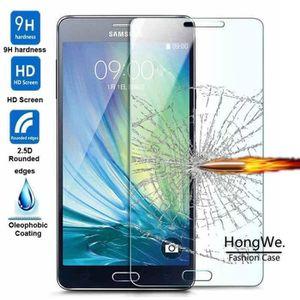 FILM PROTECT. TÉLÉPHONE Vitre de protection TRANSPARENTE Pour Samsung A5 2