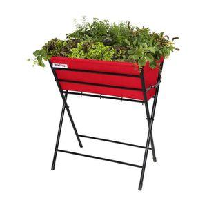 JARDINIÈRE - BAC A FLEUR Jardinière VegTrug Poppy rouge