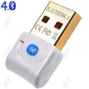 ADAPTATEUR BLUETOOTH Cle bluetooth Usb 4.0 dongle sans fil compatible w