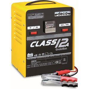 CHARGEUR DE BATTERIE DECA Chargeur de Batterie 12-24 Volts - 140 Amp/h