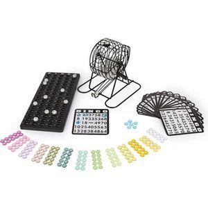 LOTO - BINGO Jeu de bingo JEU DE LOTO avec moulin et cartes Bou