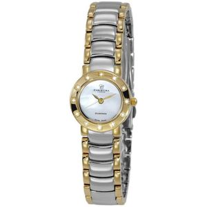 Montre Femme Christina London 115BW bracelet acier inoxydable