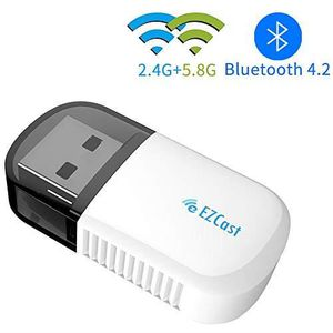 CLÉ USB EZCAST Clé WiFi Adaptateur USB sans Fil Bluetooth