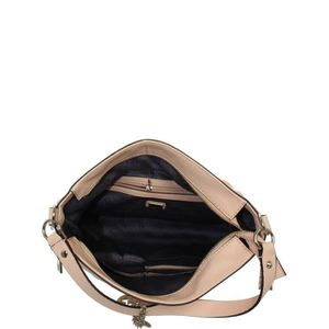 SAC À MAIN Sac porté épaule Guess Korry ref_guess39958-peach