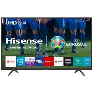 Téléviseur LED Hisense - Smart TV Ultra HD 43