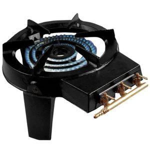 PLAQUE POSABLE Réchaud gaz Tabona 3 pieds fonte