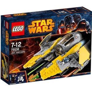ASSEMBLAGE CONSTRUCTION LEGO Star Wars 75038 Intercepteur Jedi™