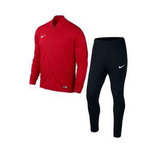 TENUE DE FOOTBALL NIKE Survêtement Academy16 Knit - Homme - Rouge