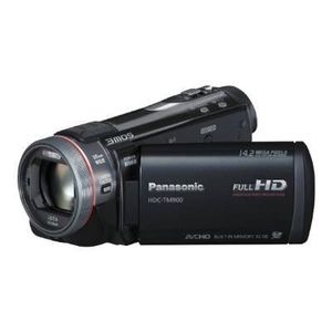 CAMÉSCOPE NUMÉRIQUE Camescope haute définition HDC-TM900