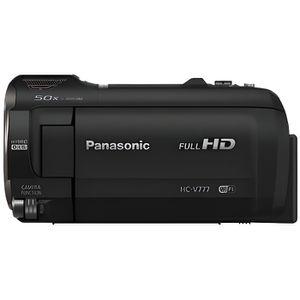 CAMÉSCOPE NUMÉRIQUE Camescope 3 pouces Panasonic HC-V777EG-K 12.76 MPi