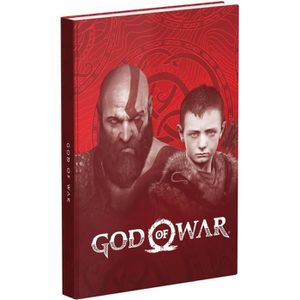 GUIDE JEUX VIDÉO Guide God of War - édition collector (version fran