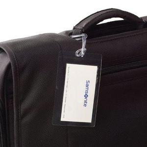 BRACELET DE MONTRE Samsonite Auto plastification Bagages Id Tags (3pk