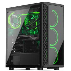 UNITÉ CENTRALE  PC Gamer, Intel i7, RTX 2080, 250Go SSD, 2To HDD,