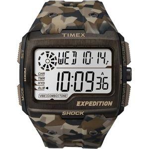 MONTRE Timex Grid Shock Camouflage TW4B07300 - Montre pou