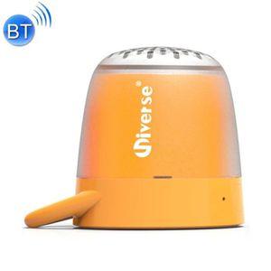 ENCEINTE NOMADE Mini enceinte Bluetooth orange Universe Portable H