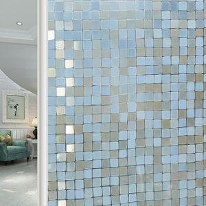 verre dépoli-Film Fenêtre Pare-vue 50 x 152 cm Traceur Film Verre 5,9 €//m²