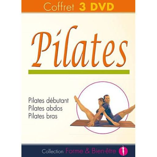 dvd coffret pilates pilates d butant pilate en dvd film pas cher derenne catherine. Black Bedroom Furniture Sets. Home Design Ideas