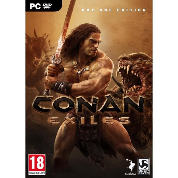 Conan Exiles: Edition Day One Jeu PC