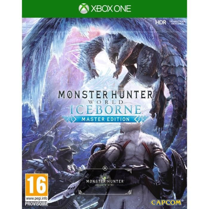 Monster Hunter World : Iceborne Master Edition Xbox One