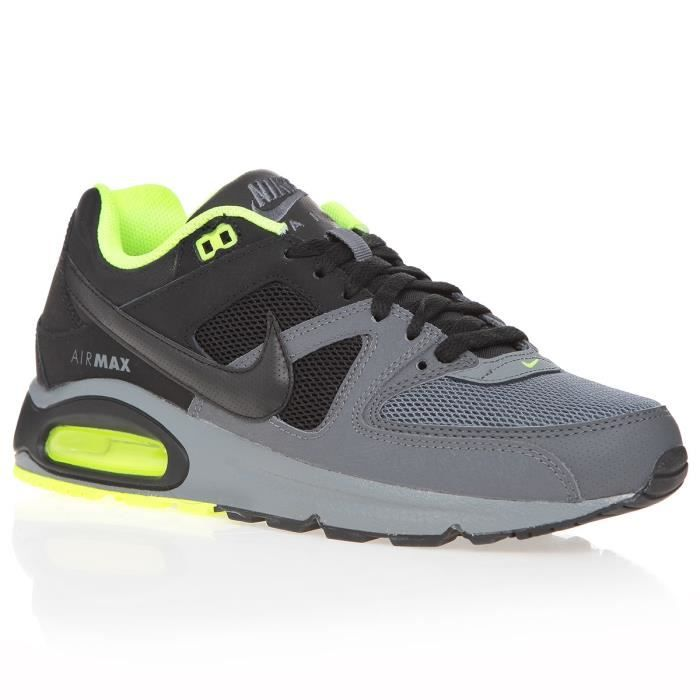 online store 07f6f db26d NIKE Baskets Air Max Command - Homme - Noir