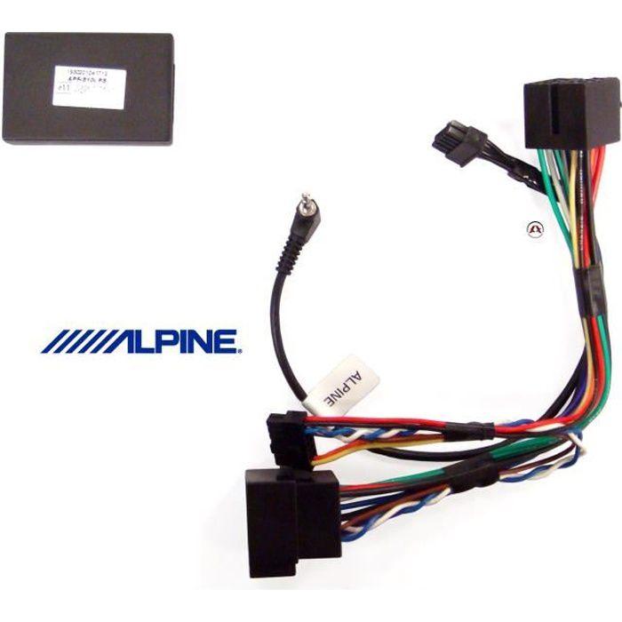 APF-S100PS - Interface commande au volant - Cit…