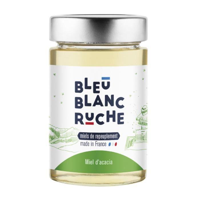 Bleu Blanc Ruche Miel d'acacia 250g