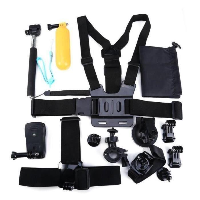 13 en 1 set de outil Kit de pièces accessoires pour gopro