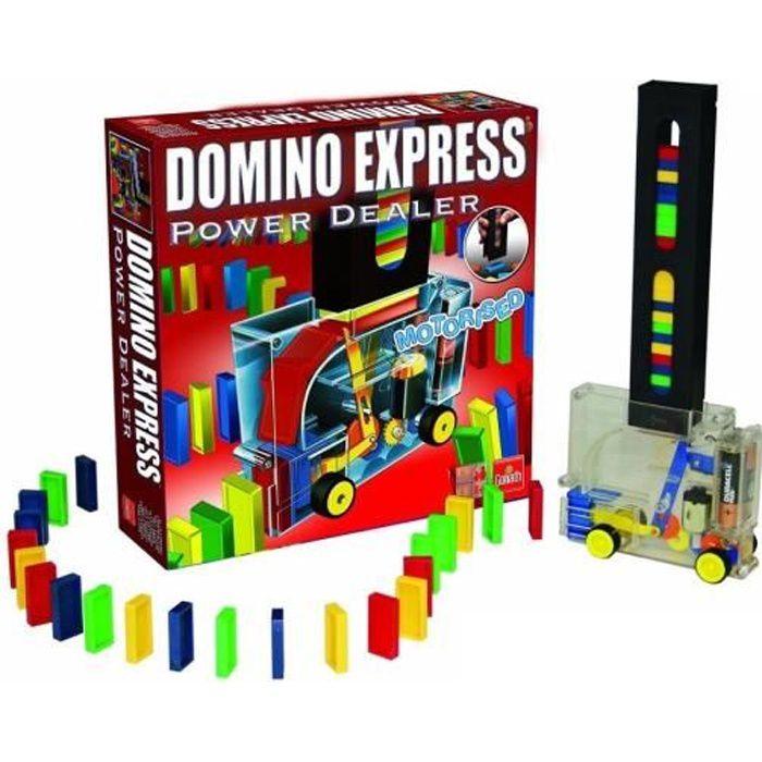 Domino Express : Un Distributeur De Dominos Motorise Et Dominos - Nouveaute
