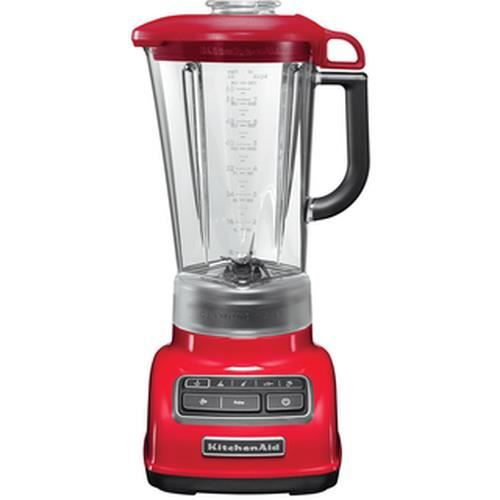 KitchenAid 5KSB1585, Mélangeur de table, 1,75 L, 2000 tr-min, 11500 tr-min, Acier inoxydable, 550 W