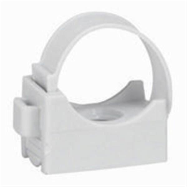 Legrand Clipsotube gris pour tube de IRL 16 31903 Ref 031903