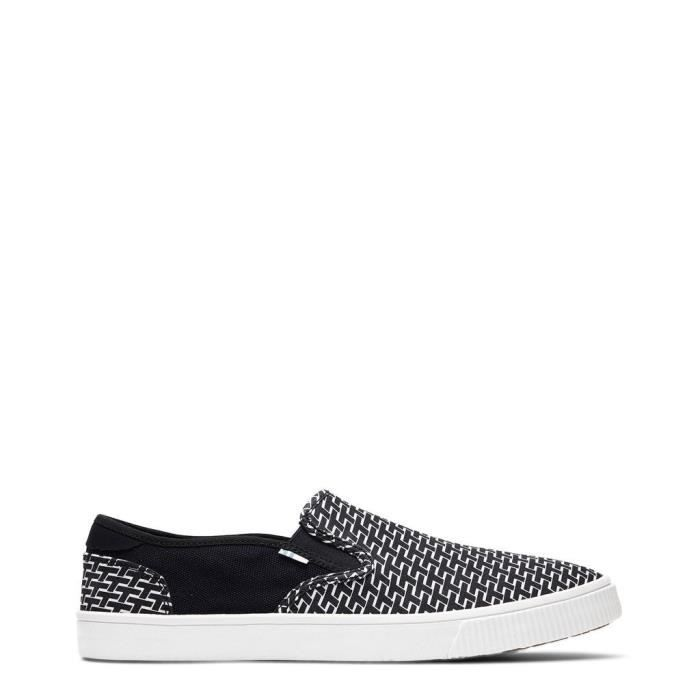 Chaussures Slip-on black Masculin - TOMS - 10014367