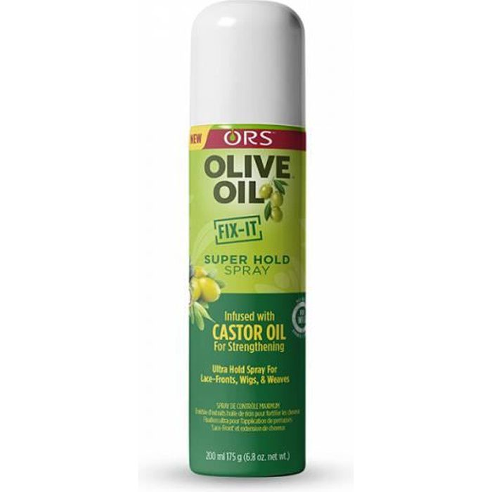 ORS Olive Oil Fix-It Super Hold Spray