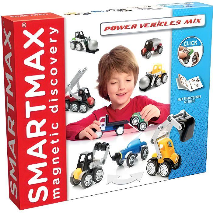 Construction aimantée - SmartMax : Véhicules max