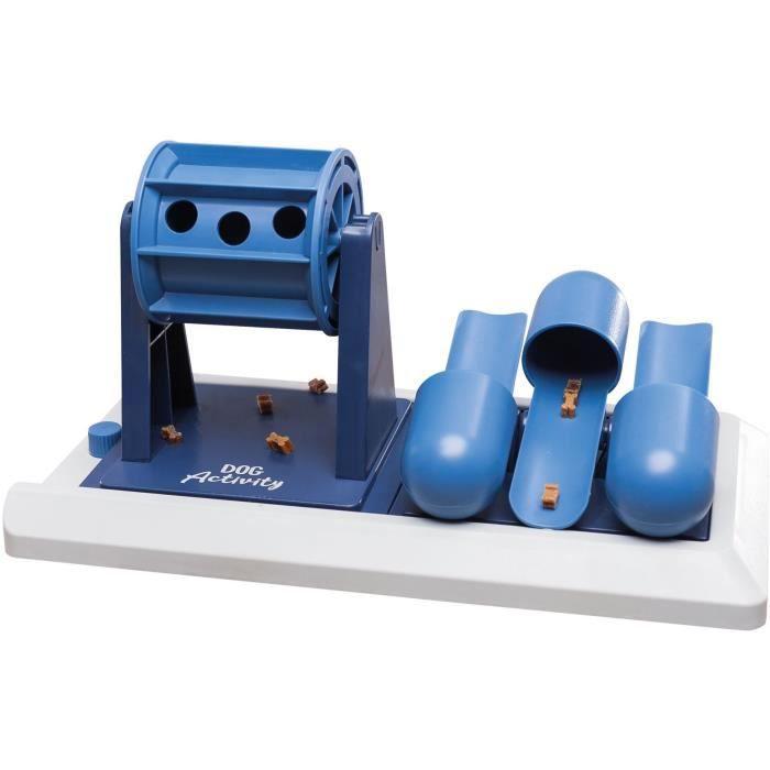 TRIXIE Dog Activity Boite de pocker Vario 2 - 32 x 17 cm - Pour chien