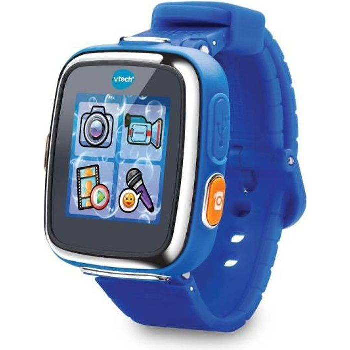 VTech - Kidizoom - DX Montre - Mixte Enfant - Bleu - Version Anglaise 1893
