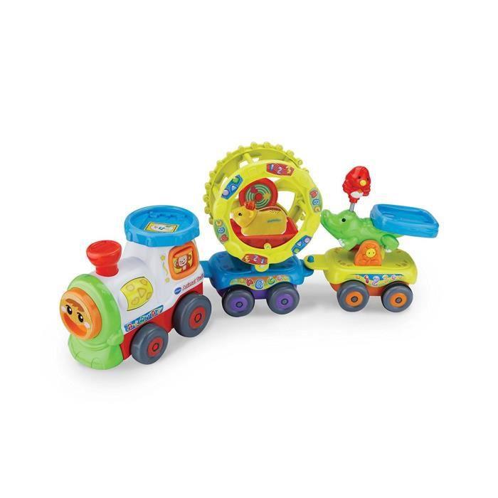 Vtech Baby Toot-Toot animaux train de jouets