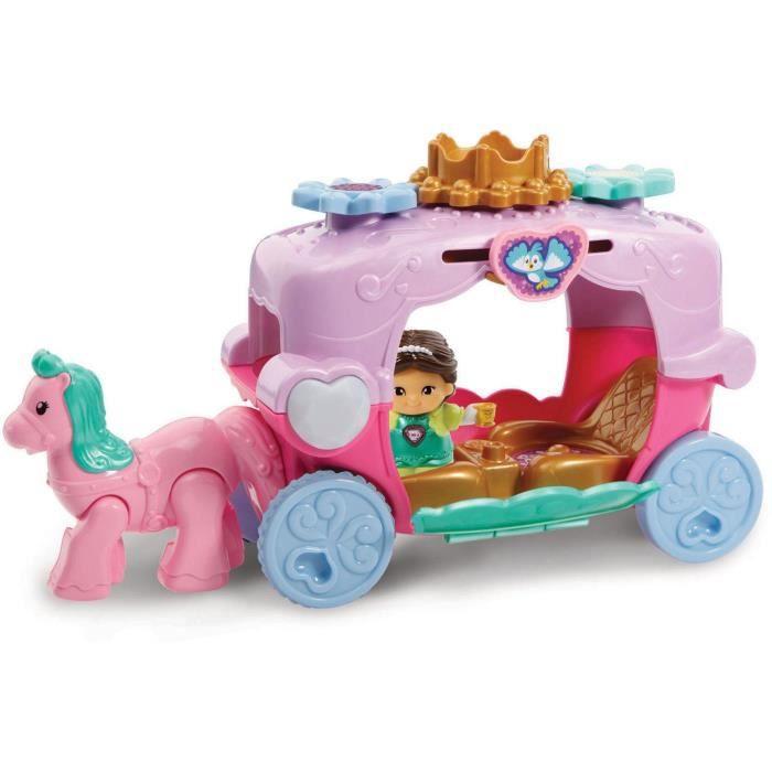 Vtech Tut Tut Copains Le royaume de la princesse Lily et son carrosse