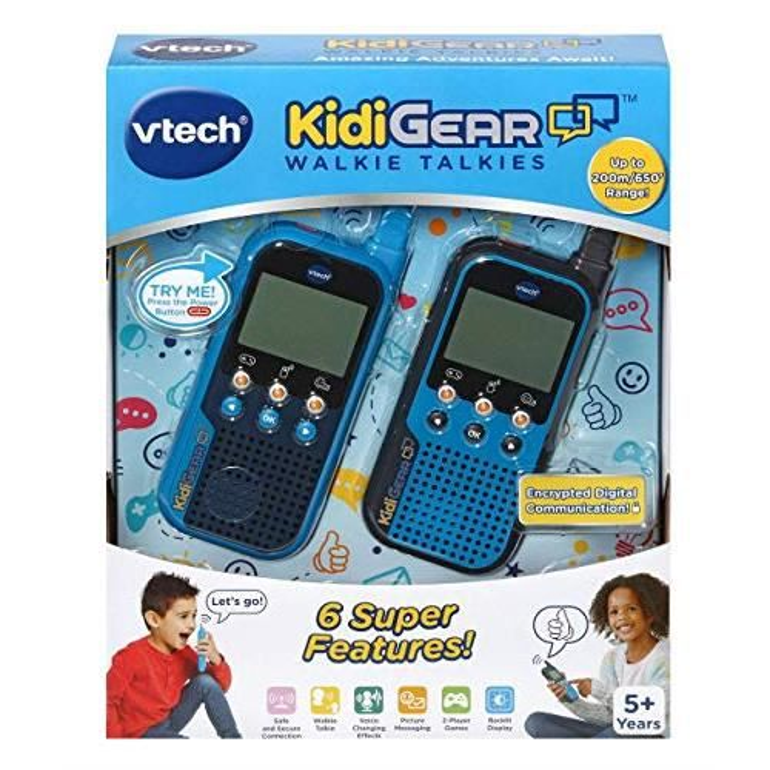 VTech 518503 KidiGear Talkies Walkie Multicolore 518503