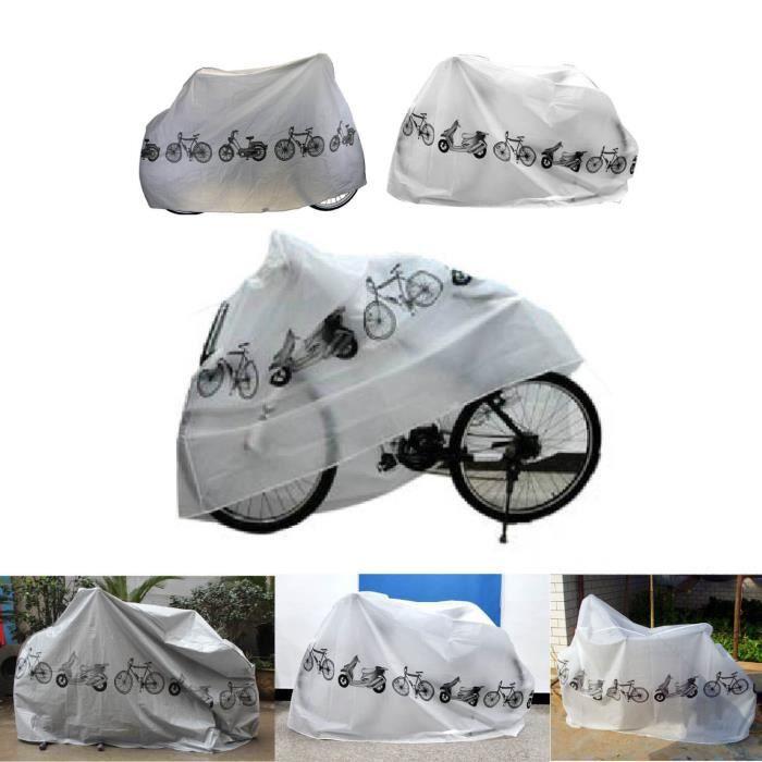Dioche Housse de Moto Housse de Protection Moto B/âche Imperm/éable Couverture Imperm/éable Contre Pluie Neige Poussi/ère Salet/é