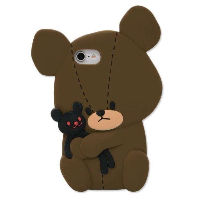 coque iphone 7 nounours marron 1 2 383x ref
