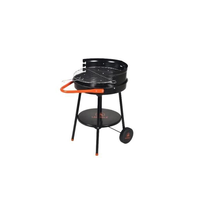 barbecue rond charbon laguiole achat vente barbecue barbecue rond char. Black Bedroom Furniture Sets. Home Design Ideas